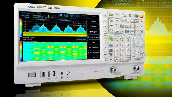 Rigol Spektrum-Analysator RSA3000-E