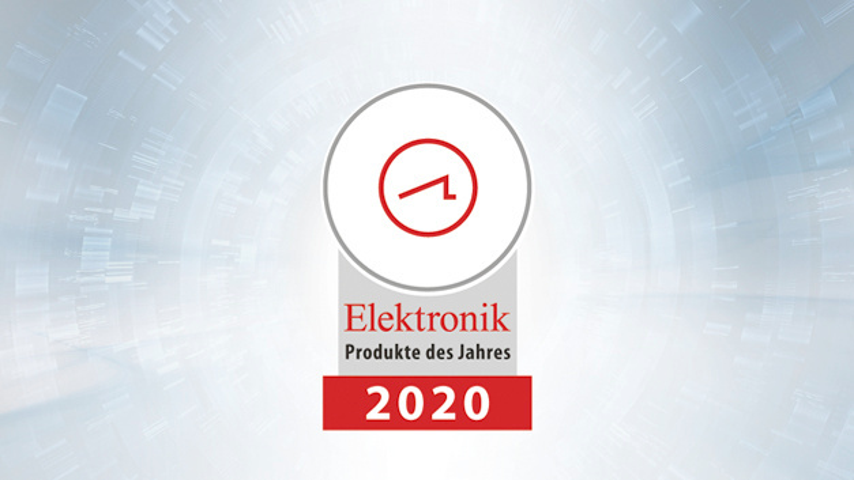 Produkte des Jahres 2020 »Messtechnik und Sensorik«