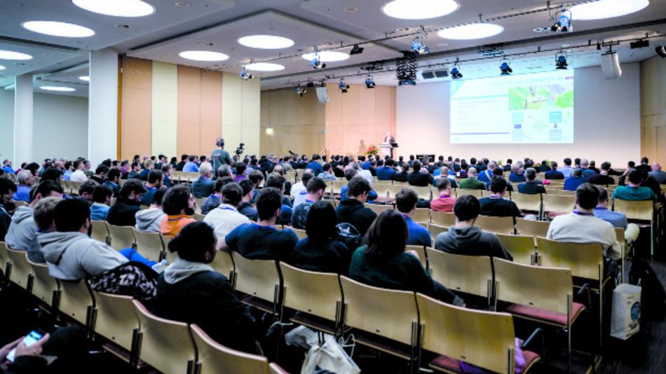 Auch 2020 findet wieder die Embedded World Conference zu ausgewählten Themen statt.