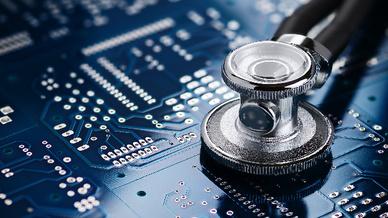 Umfassende Qualitätssicherung bei Embedded-Systemen ist in der Medizintechnik unverzichtbar.
