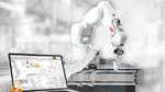 ABB-Roboter und Maschinen verschmelzen