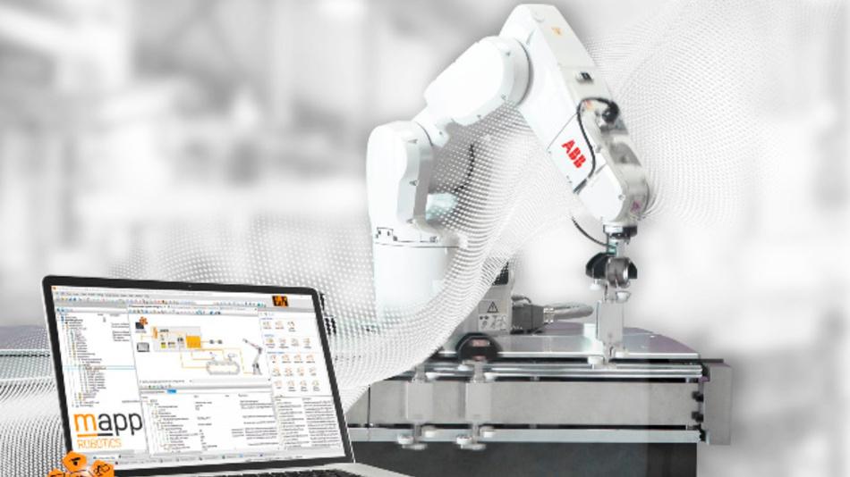 Dass Roboter und Maschine jetzt verschmelzen, bringt weitere Vorteile: Bedienung und Programmierung werden einfacher, die Entwicklungszeiten verkürzen sich.