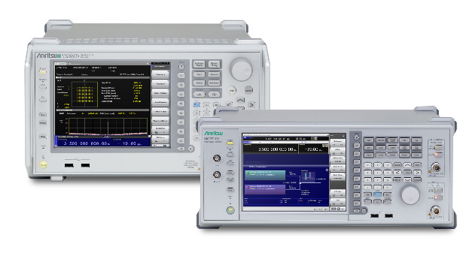 Verkotan hat den Vektorsignalgenerator MG3710E und den Signalanalysator MS2692A von Anritsu in seine Messkammern integriert.