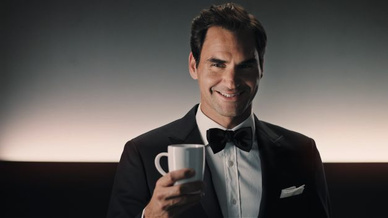 Juras Markenbotschafter Roger Federer
