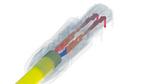 Bild 4. Symmetrischer Aufbau des Steckgesichtes nach IEC 63171-6.