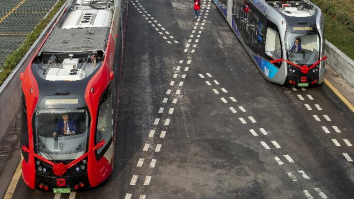 54_Straßenbahn_Schienenlose_autonom_Tpg_TPG via ZUMA Press_dpa