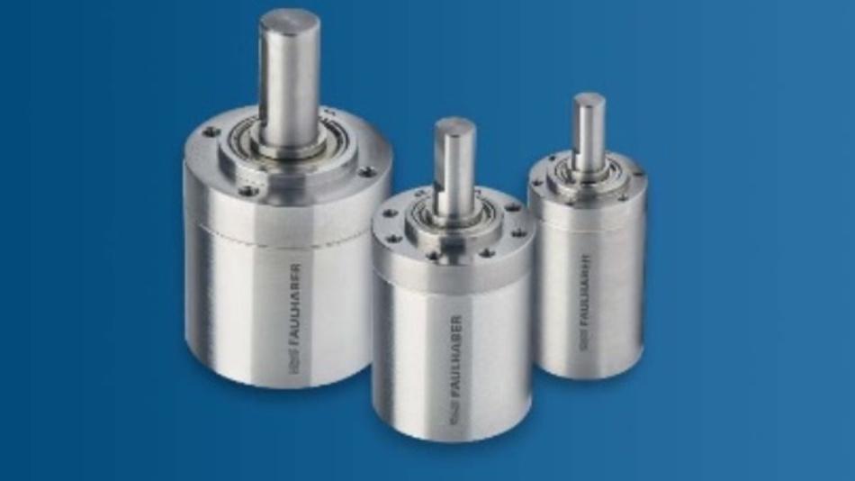 Die Motoren der Serie 2057…BA eignen sich unter anderem für Handstücke von zahnmedizinischen Geräten.
