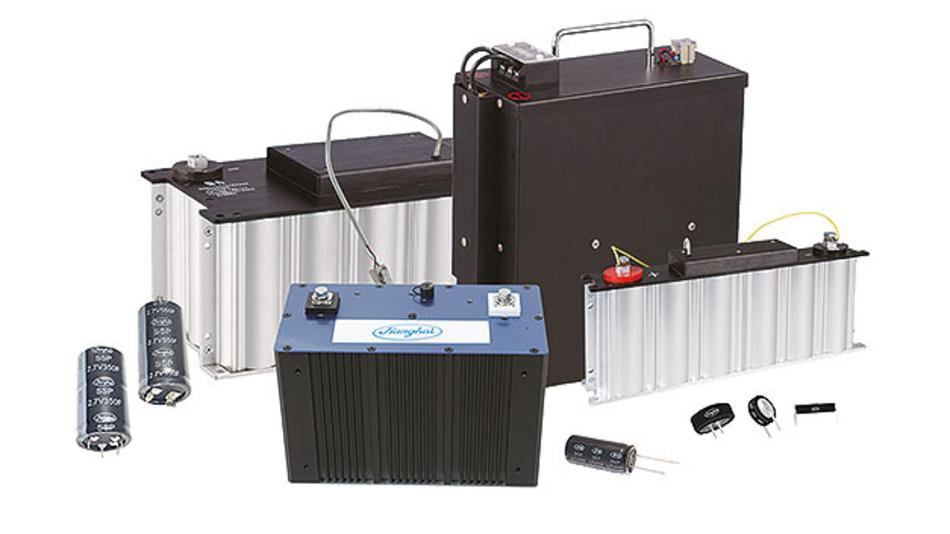 Mit wirksame Verbesserungen der Doppelkondensatoren, entwickeln sie sich als ochbelastbare, robuste Energiespeicher.