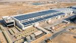 Komplett solarbetriebenes Logistikzentrum in Dubai