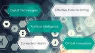 Aktuelle Herausforderungen: Regulation, vernetze Gesundheit, und Herstellungsprozesse