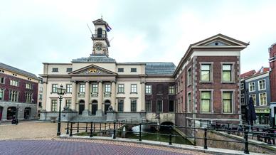 Rathaus in Dordrecht