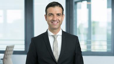 Dr. med. Djordje Nikolic, Gründer und Geschäftsführer von Consus Clinicmanagement