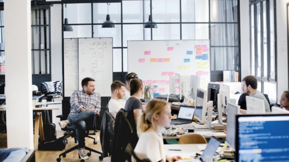 Das SAP Innovation Center Potsdam.