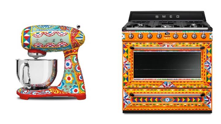 """Zum Geräteensemble unter dem Namen """"Divina Cucina"""" gehören sowohl Groß- als auch Kleingeräte."""