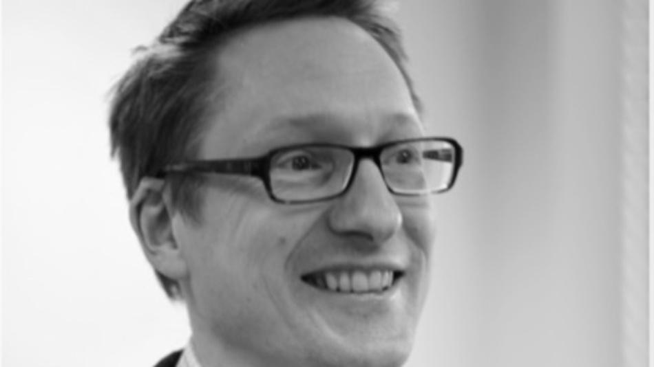 Der neue und der bisherige President der EMVA: Dr. Chris Yates …