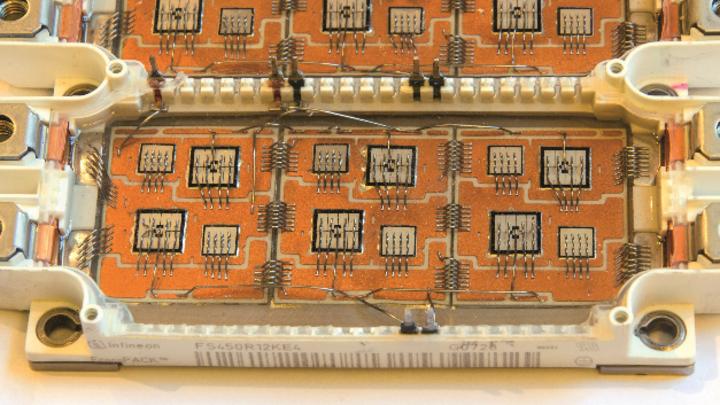 IGBT Module, Power Semiconductors, Infineon