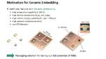 Fraunhofer IISB, Embedding, Power Swemiconductors