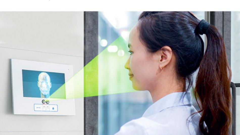 Der geringe Energieverbrauch des Sensors CGSS130 ist das Ergebnis seiner hohen  Quanteneffizienz im nahen Infrarotbereich, wie er in 3D-Sensorsystemen eingesetzt wird: 40 Prozent bei 940 nm und 58 Prozent bei 850 nm.