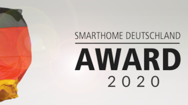 Keyvisual SmartHome Deutschland Award 2020
