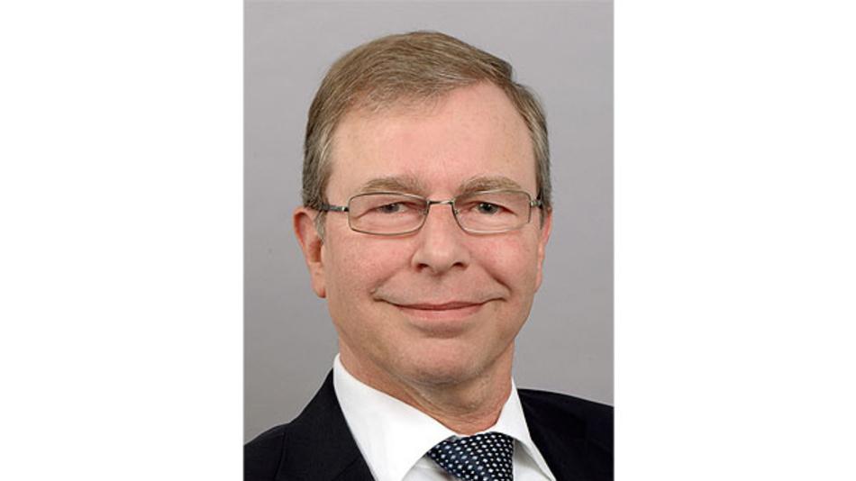 Dr. Andreas Lock von der Robert Bosch GmbH leitet den Arbeitskreis Technologieplattform im ZVEI
