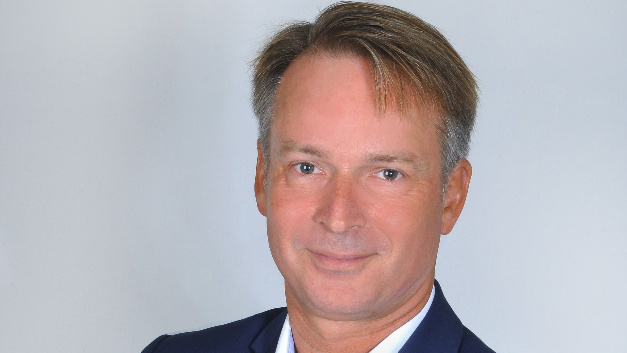 Henrik Liungman ist neuer Vice President International Business Development bei iC-Haus.