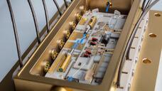 Lasermodule für den Weltraum
