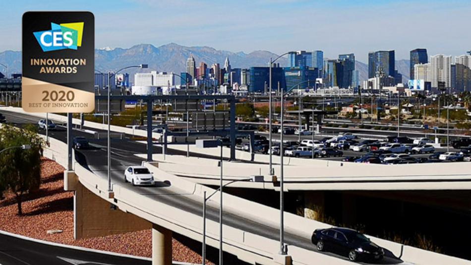 Las Vegas, Schauplatz der CES 2020.