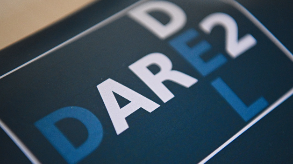 Das Logo des Programms Dare2Del.