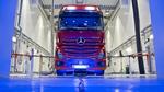 Mercedes-Benz eröffnet Entwicklungs- und Versuchszentrum für Lkw