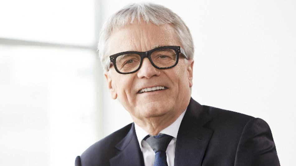 Dr. Wolfgang Eder, Vorsitzender des Aufsichtsrats von Infineon