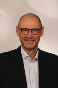 Porträtfoto: Andreas Bös, Vice President, Conrad Connect