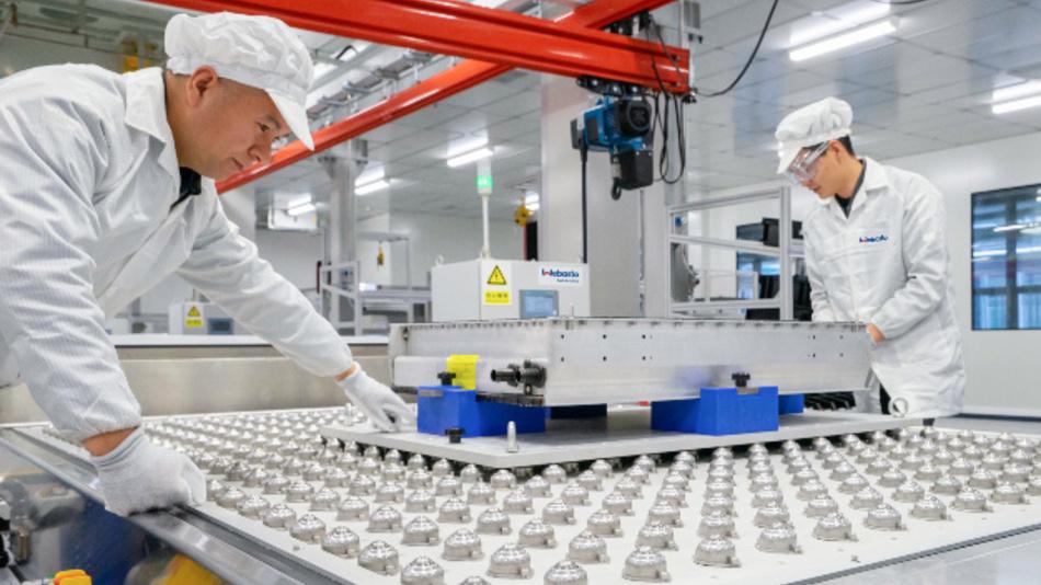Mit dem neuen Batteriezentrum in Jiaxing will Webasto sein Kompetenz in der Elektromobiltät weiter stärken.