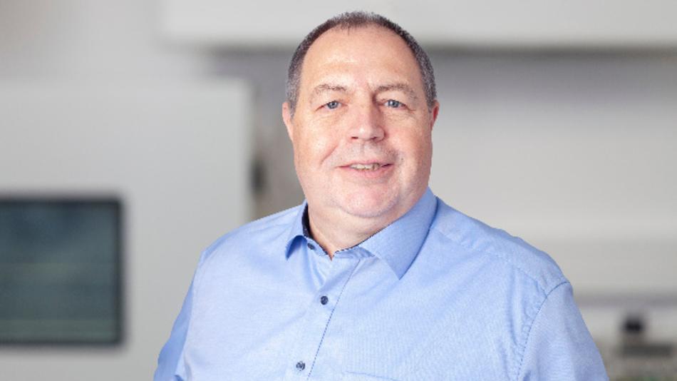 Neu bei EKS Engel als Vertriebsleiter für den Geschäftsbereich Sicherheitstechnik: Jens-Uwe Ludwig