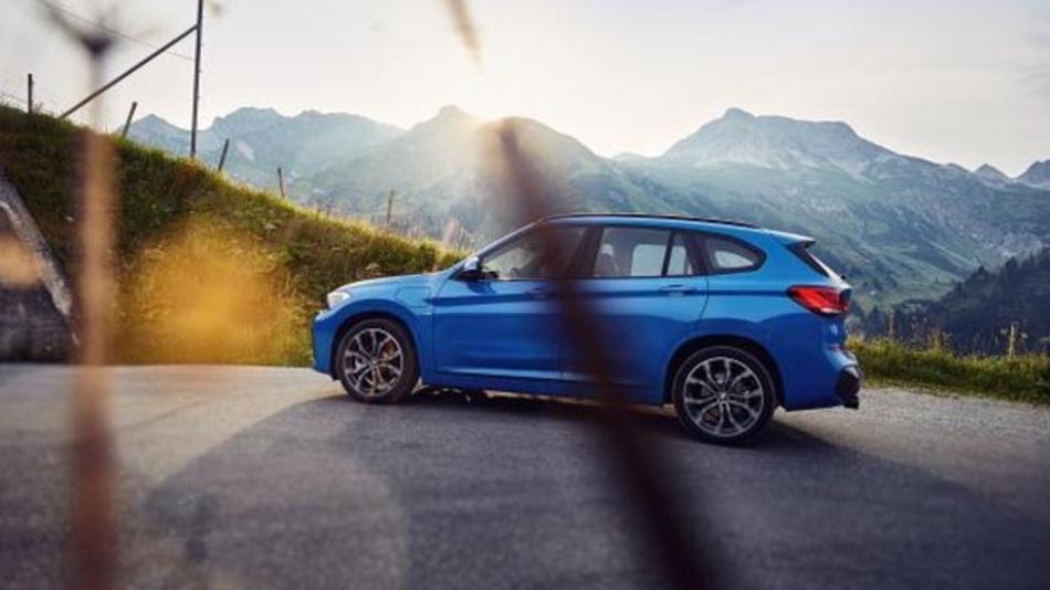 Den BMW X1 wird es zukünftig als Plug-In-Hybrid xDrive25e mit neuer Batteriezell-Technologie geben.