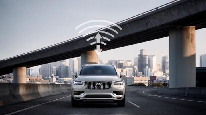 Volvo arbeitet zukünftig mit China Unicom an der Kommunikation zwischen Fahrzeugen und Infrastruktur in China.