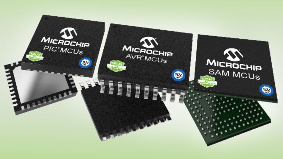 Durch die TÜV-SÜD-Zertifizierung wird der Qualifizierungsprozess bezüglich funktionaler Sicherheit für die Microchip-Produkte einfacher.