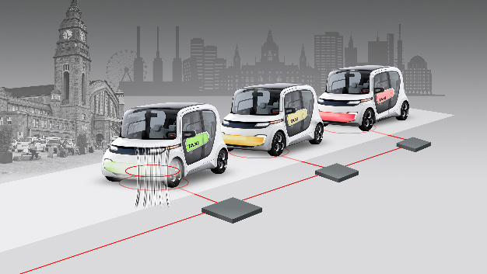 Die im Testfeld gewonnenen Erkenntnisse sollen in die Realisierung eines  Taxi-Stands mit induktiven Ladespulen am Hauptbahnhof Hannover einfließen.