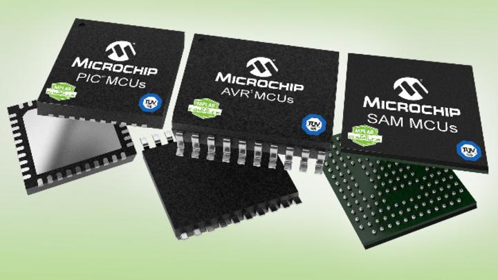 Microchip vereinfacht die Anforderungen an die funktionale Sicherheit mit TÜV-SÜD-zertifizierten MPLAB-Tools.