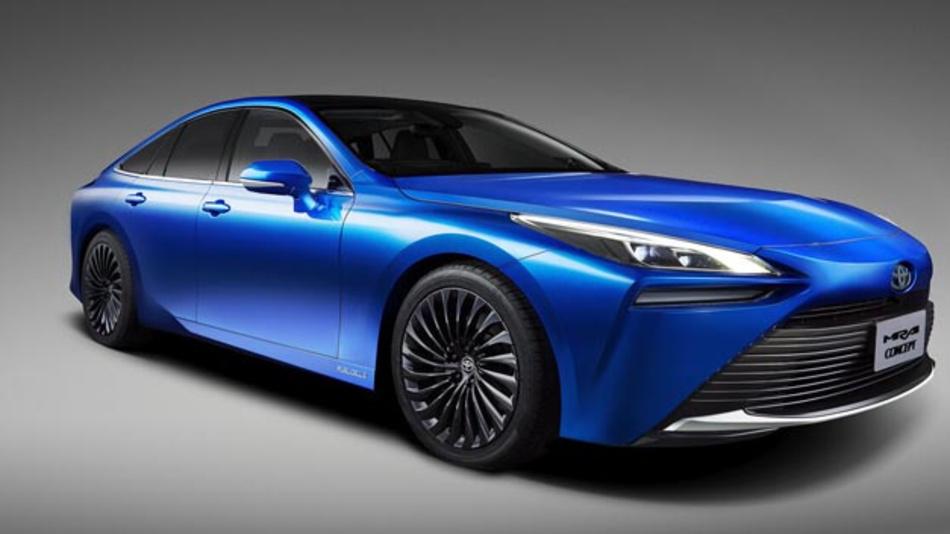 Im Herbst 2020 startet die Produktion der zweiten Modellgeneration des Mirai in Japan.