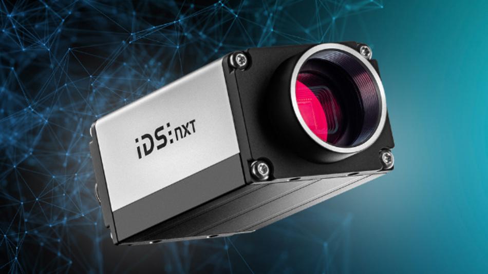 Einen integrierten KI-Core bietet die Industriekamera »IDS NXT rio«.