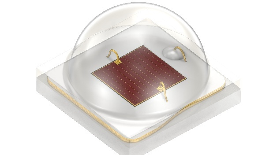 Die neue Generation der LED Oslon Square Hyper Red erweitert das Osram-Photonik-Portfolio für Horticulture-Anwendungen.