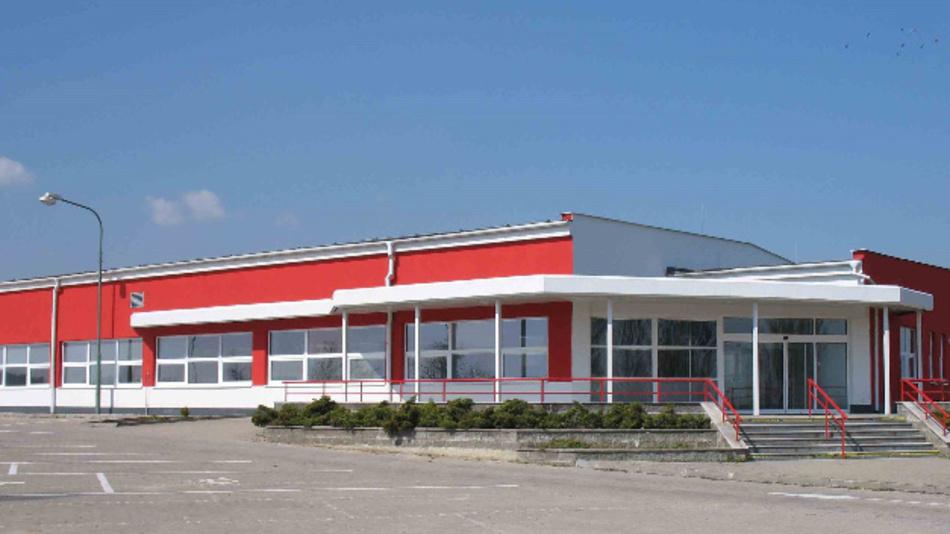 Der Standort von Schurter Electronics spol. s r.o. im tschechischen Jihlava