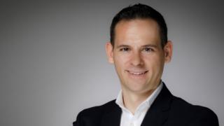 Porträtfoto: Lukas Pelikan, Sales Manager Österreich, KitchenAid