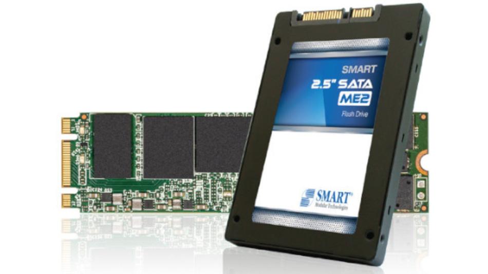 Smart Modular Technologies stellt die neue SSD-Speicher-Serie vor.