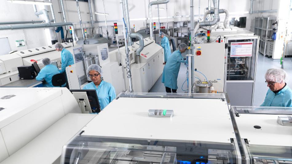 Bosch und Ceres Power treiben die Entwicklung der Brennstoffzelle für potenzielle neue Energiesysteme voran.