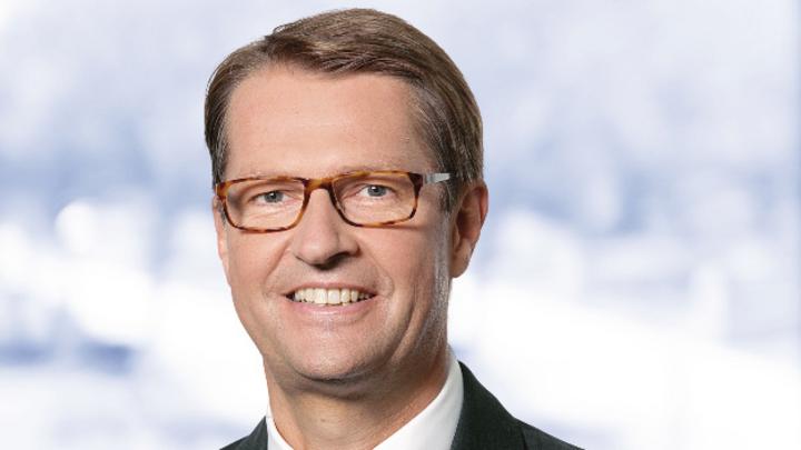 Lenze-CEO Christian Wendler übernimmt die Funktion des COO interimistisch in Personalunion.