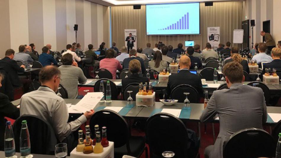 Auf der IoT-Konferenz im November 2019 konnten sich die rund 150 Teilnehmer, Referenten und Aussteller über diverse Themen aus den Bereichen »Security«, »IoT Best Practices«, »Methoden & Tools«, »KI/Maschinelles Lernen«, »Retrofit« und »Connectivity« informieren.