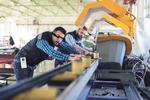 Datengestützter Blick auf den Arbeitsablauf – für mehr Effizienz am Fließband.