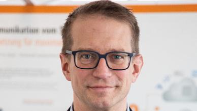 Neu als Leiter der Automatisierungs-Sparte von Weidmüller: Dr. Thomas Bürger