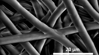 Elektrospinnen ermöglicht Biomaterialien mit spezifischen Eigenschaften.
